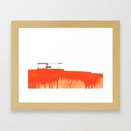 Detroit series 2 Framed Art Print