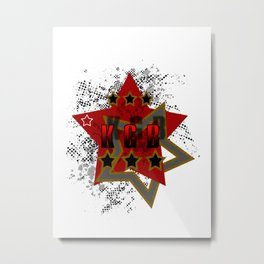KGB Metal Print