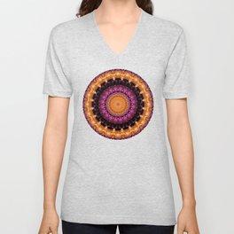 Mandala Self-esteem Unisex V-Neck