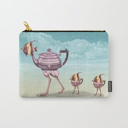 The Teapostrish Family Carry-All Pouch