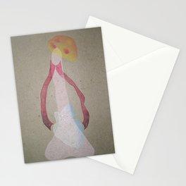 Qué hay en el alma de un hombre Stationery Cards