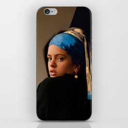 Pienso En Tu Mirada iPhone Skin