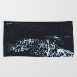 Crash Me With Silence Beach Towel