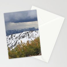 Sonora Peak Stationery Cards