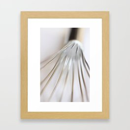 Have you seen my whisk today  - JUSTART © Framed Art Print