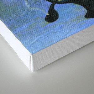 pipe dreamer Canvas Print