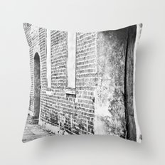 Oxford Abandoned Throw Pillow