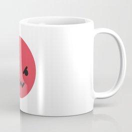 Emojis: Angry Coffee Mug