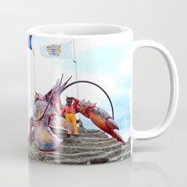 Shediac Lobster Coffee Mug