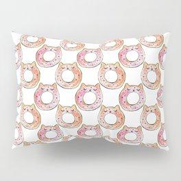 donut cat Pillow Sham