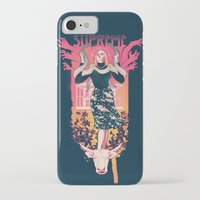 supreme iPhone & iPod Cases featuring Supreme by Hillary White