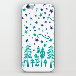You Remind Me Of Home iPhone Skin