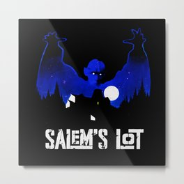 Salem´s Lot - Stephen King Metal Print