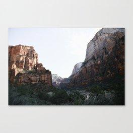 Zion National Park II Canvas Print