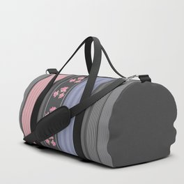 Combined, patchwork 3 Duffle Bag