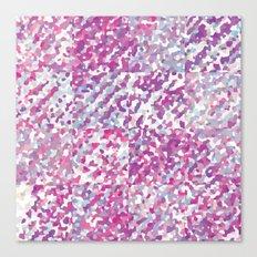Berry Delight (Squares) Canvas Print
