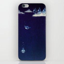 The Fall of Rain iPhone Skin