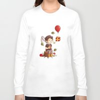 animal crossing Long Sleeve T-shirts featuring Animal Crossing by MaliceZ