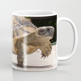 Marching Baby Tortoise  Coffee Mug