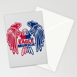 Eagle Murica Stationery Cards
