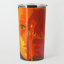 Alice in Chains - Jar of Flies  (Rock Album Cover) Travel Mug