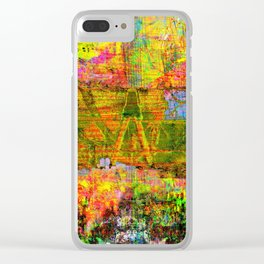 3am Thoughts Clear iPhone Case