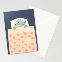 Moodie Zombie Stationery Cards