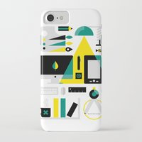 kit king iPhone & iPod Cases featuring Designer's Kit by koivo