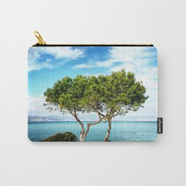 Tree in Focus Carry-All Pouch