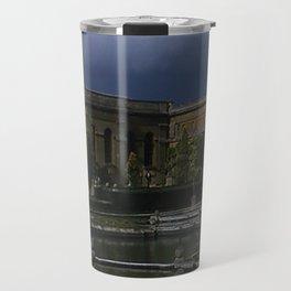 Blenheim Palace * 1950's * Vintage England Photo * Kodachrome * Color * Travel Photography Travel Mug