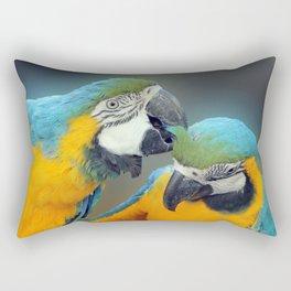 Love forever Rectangular Pillow