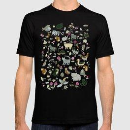 Animal Chart T-shirt