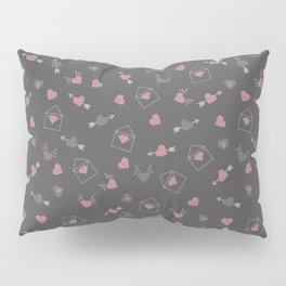 Letters for your sweetheart . Pillow Sham