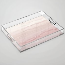 WITHIN THE TIDES - BALLERINA BLUSH Acrylic Tray