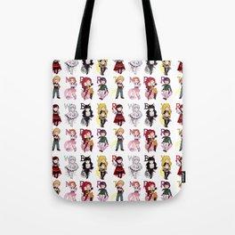 RWBY + JNPR Tote Bag