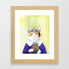Duchess Penelope Framed Art Print