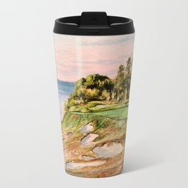 Whistling Straits Golf Course Travel Mug