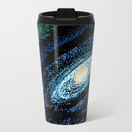 SWIRLING GALAXY Travel Mug