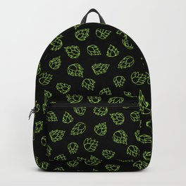 Hopcone Pattern Backpack