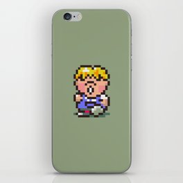 Pokey Minch - Earthbound/Mother 2 iPhone Skin