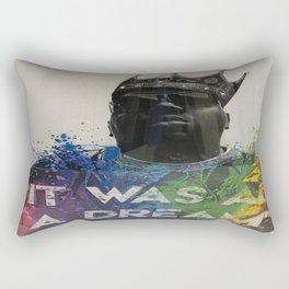 It Was All a Dream Biggie  Rectangular Pillow