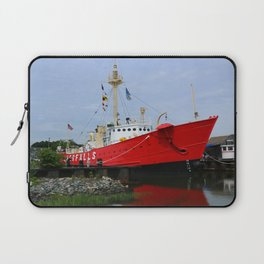 Lightship Overfalls Laptop Sleeve
