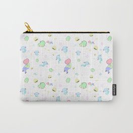 Cubic birthday Carry-All Pouch