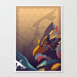 Rito Archer - Legend of Zelda Canvas Print