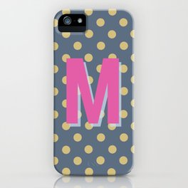 M is for Magical iPhone Case