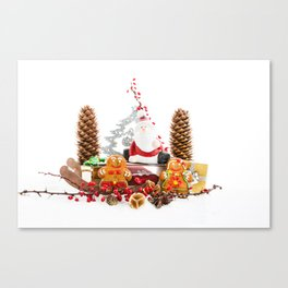 Christmas decoration Canvas Print