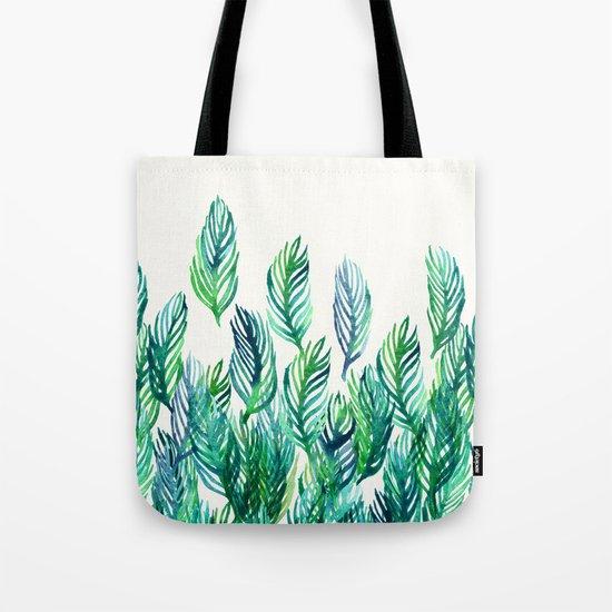 Jungle Rising  Tote Bag