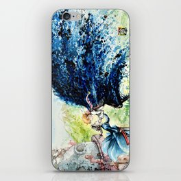 """In the air"" iPhone Skin"