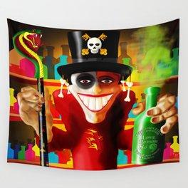 JUJU MAN Wall Tapestry