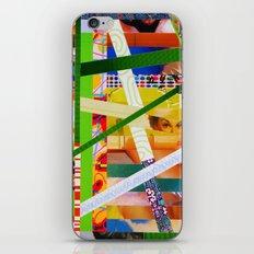 Lisa (stripes 11) iPhone & iPod Skin